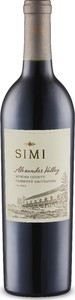 Simi Cabernet Sauvignon 2014, Alexander Valley, Sonoma County Bottle