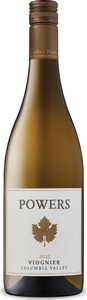 Powers Columbia Valley Viognier 2016, Talcott Vineyard, Wahluke Slope, Columbia Valley Bottle