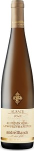 André Blanck Et Ses Fils Altenbourg Gewurztraminer 2016, Ac Alsace Bottle