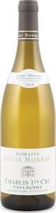 Louis Moreau Chablis Premier Cru Vaulignot 2015 Bottle