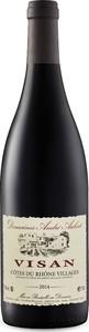 Aubert Visan Côtes Du Rhône Villages 2015, Ac Bottle