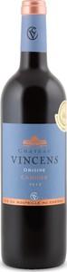Château Vincens Origine Cahors 2014, Ac Bottle