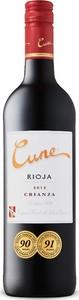 Cune Crianza 2014, Doca Rioja Bottle