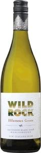 Wild Rock The Infamous Goose Sauvignon Blanc 2016, Marlborough, South Island Bottle