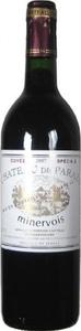 Domaine De Paraza Cuvée Speciale Minervois 2013, Ac Bottle