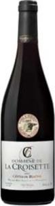 Domaine De La Croisette Côtes Du Rhône 2016, Ac Bottle