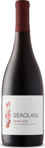 Seaglass Pinot Noir 2015, Santa Barbara County Bottle