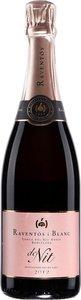 Raventos I Blanc De Nit Conca Del Riu Anoia 2015 Bottle