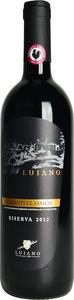 Luiano Chianti Classico Riserva 2014, Docg Bottle
