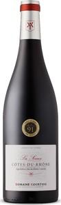 Courtois La Source Côtes Du Rhône 2015, Ac Bottle