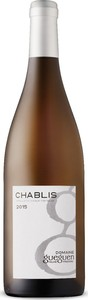 Gueguen Chablis 2015, Ac Bottle