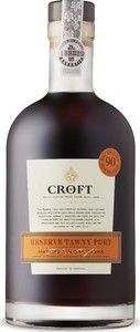 Croft Reserve Tawny Port, Dop Bottle