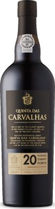 Quinta Das Carvalhas 20 Year Old Tawny Port, Dop Bottle