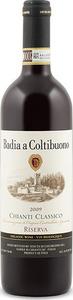 Badia A Coltibuono Chianti Classico Riserva 2012 Bottle