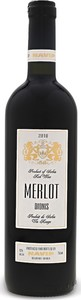 Navip Merlot 2015, Serbia Bottle