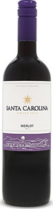 Santa Carolina Merlot 2017 Bottle