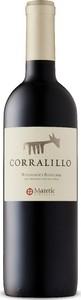 Matetic Corralillo Winemaker's Blend 2014, San Antonio Valley Bottle