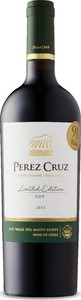 Pérez Cruz Limited Edition Reserva Cot 2015, Maipo Valley Bottle