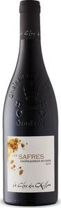 Clos Du Caillou Les Safres Châteauneuf Du Pape 2015, Ac Bottle
