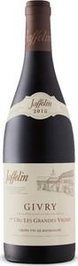 Jaffelin Les Grandes Vignes Givry 1er Cru 2015, Ac Bottle