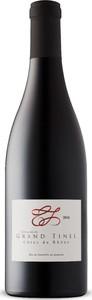 Domaine Du Grande Tinel Côtes Du Rhône 2015, Ac Bottle
