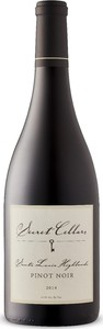 Secret Cellars Pinot Noir 2014, Santa Lucia Highlands Bottle
