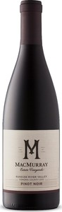 Macmurray Ranch Pinot Noir 2015, Russian River Valley, Sonoma County Bottle