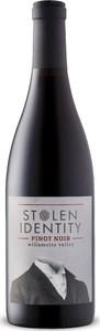 Stolen Identity Pinot Noir 2014, Willamette Valley Bottle