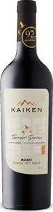 Kaiken Terroir Series Malbec/Bonarda/Petit Verdot 2015, Vista Flores, Uco Valley, Mendoza Bottle