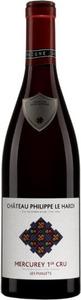 Château Philippe Le Hardi Mercurey Premier Cru Les Puillets 2015 Bottle