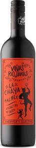Vinas Riojanas La Chaya La Rioja Malbec 2016 Bottle