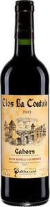 Clos La Coutale Cahors 2015 Bottle