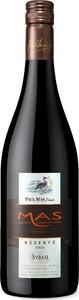 Jean Claude Mas Syrah Reserve 2014, Pays D' Oc Bottle