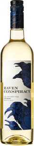 Raven Conspiracy Wicked White 2016, VQA Ontario Bottle
