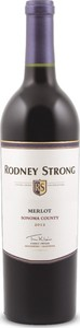 Rodney Strong Merlot 2014, Sonoma County Bottle