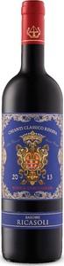 Barone Ricasoli Rocca Guicciarda Riserva Chianti Classico 2014, Docg Bottle