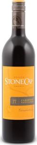 Stonecap Cabernet Sauvignon 2015, Columbia Valley Bottle