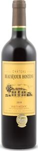 Château Beauséjour Hostens 2014, Ac Haut Médoc Bottle