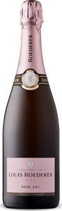 Louis Roederer Brut Rosé Champagne 2012, Ac Bottle