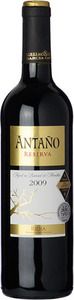 Antano Rioja Reserva 2012 Bottle