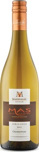 Jean Claude Mas Origines Martinolles St. Hilaire Chardonnay 2016, Pays D'oc Bottle