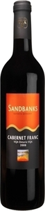 Sandbanks Cabernet Franc 2016, Ontario VQA Bottle