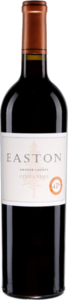 Easton Zinfandel 2014, Amador County Bottle