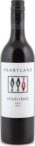 Heartland Stickleback Red 2014, Langhorne Creek, South Australia Bottle