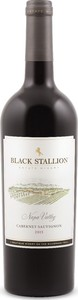 Black Stallion Cabernet Sauvignon 2014, Napa Valley Bottle