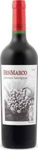 Benmarco Cabernet Sauvignon 2014, Mendoza Bottle