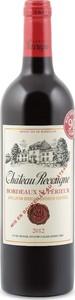 Château Recougne 2014, Ac Bordeaux Supérieur Bottle