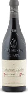 La Crau De Ma Mère Châteauneuf Du Pape 2015, Ac Bottle