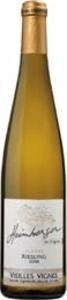 Cave De Beblenheim Old Vines Riesling 2015, Ac Alsace Bottle