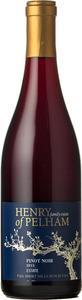 Henry Of Pelham Estate Pinot Noir 2016, VQA Short Hills Bench, Niagara Escarpment Bottle